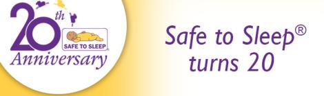 Safe Sleep Saves Lives.