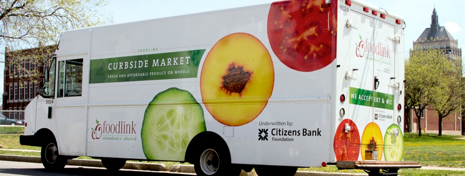 Foodlink Curbside Markets Bring Fresh Food Everywhere