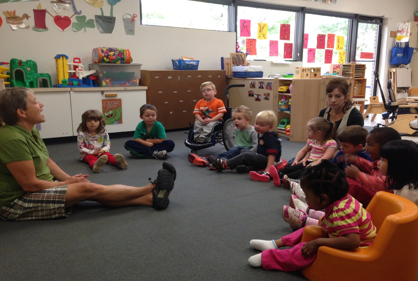 A Visit To Cp Rochester Augustin Children S Center Kids